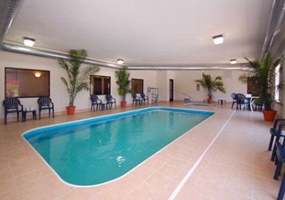 Large Indoor Pool 8 of 16