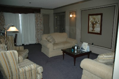 Royal Suite Living Room 6 of 11