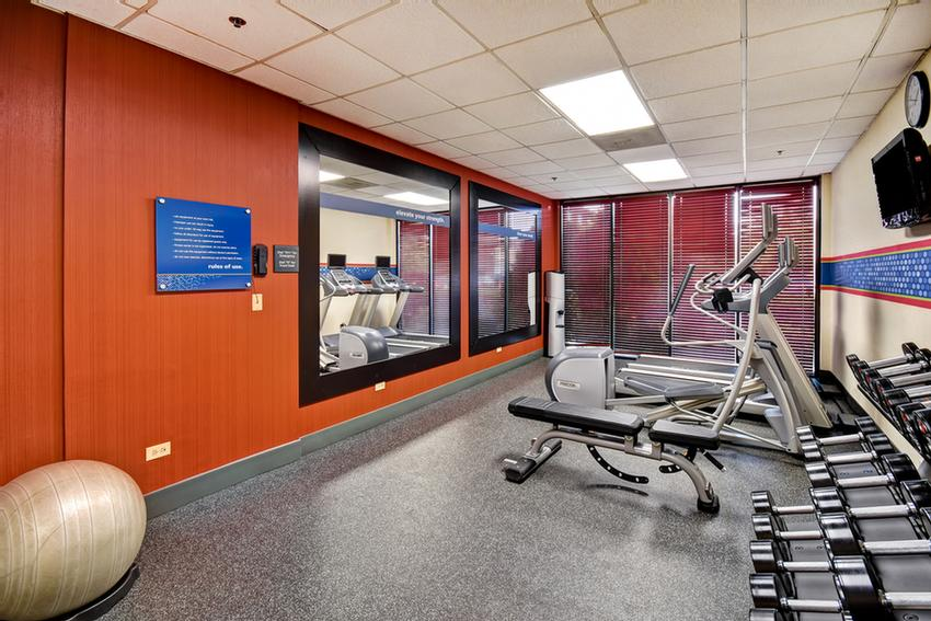 On-Site Fitness Center 7 of 12