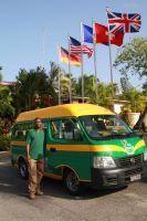 Our Reggae Shuttle Bus 8 of 25