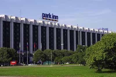 Park Inn Pulkovskaya 1 of 13