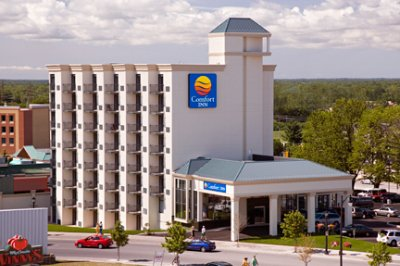 Image of Comfort Inn Fallsview