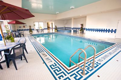 Indoor Pool And Hot Tub 5 of 5