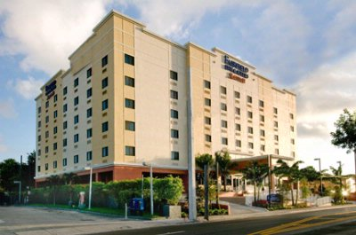 Image of Fairfield Inn & Suites by Marriott Miami Airport S