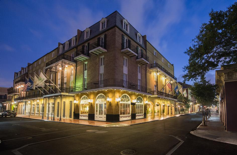 Hotels Near Woldenberg Park New Orleans