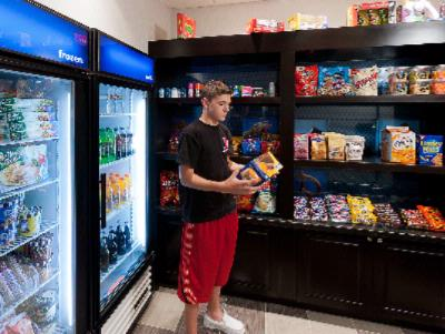 Sweet Deal! All Of Your Favorite Snacks Beverages And Candy Is Available In Our 24-Hour Suite Shop. 11 of 18