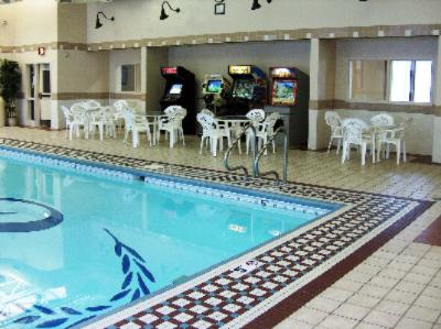 Indoor Pool & Game Area 3 of 9