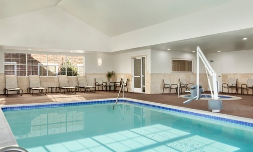 Relax In Our Indoor Pool And Jacuzzi 12 of 17