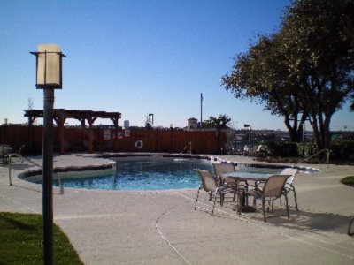 Outdoor Pool Area 9 of 9