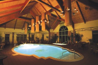 Auberge Godefroy -Indoor Swimming Pool 13 of 15