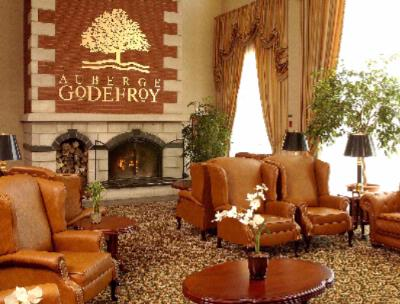 Auberge Godefroy -Lobby 3 of 15
