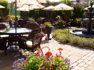 Auberge Godefroy -Sunny Terrasse 5 of 15