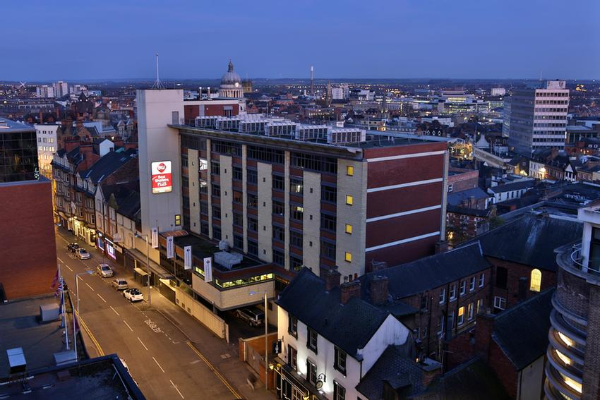 Image of Ramada Nottingham City Centre