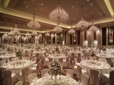 Ballroom -Banquet Set-Up 12 of 14