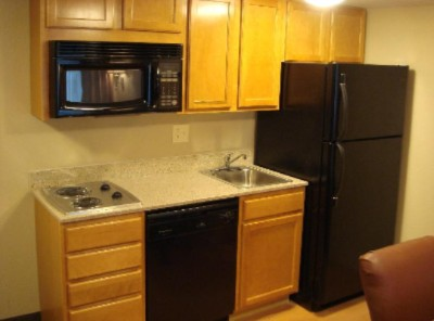 Full Kitchens With Refrigerator/freezer Microwave Stove Top And Dishwasher 4 of 8