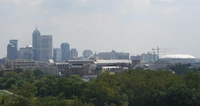 Great Views Of Downtown Indianapolis And Beyond! 7 of 8