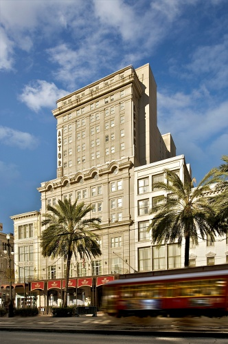 Image of Astor Crowne Plaza Hotel