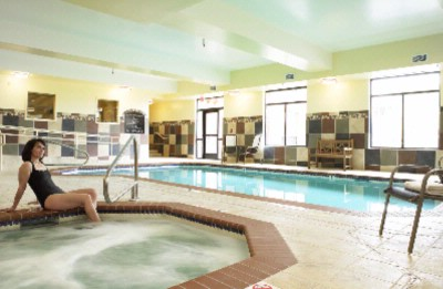 Indoor Saline Swimming Pool & Spa 4 of 14