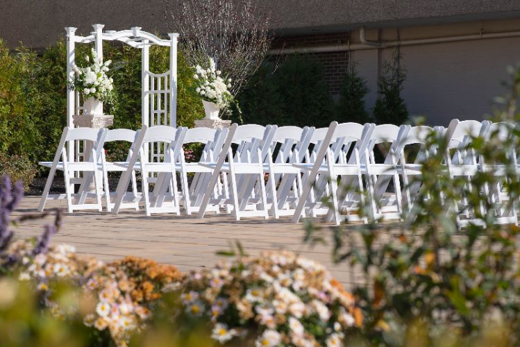 Outdoor Ceremony Space 22 of 27