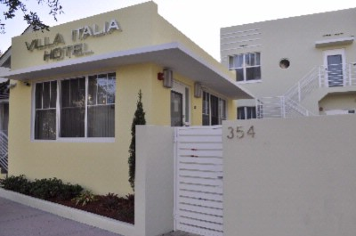 Villa Italia Hotel South Beach 3 of 13