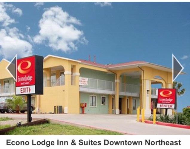 Econo Lodge Inn & Suites Downtown Northeast 1 of 5