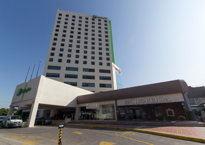 Holiday Inn Puebla La Noria 1 of 17