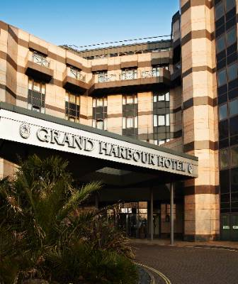 Grand Harbour Hotel 9 of 10