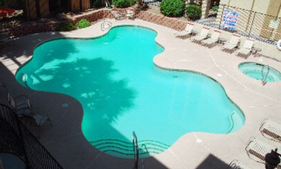 Lagoon Style Pool 7 of 14