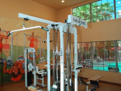 Fitness Center With Pool View! 8 of 14