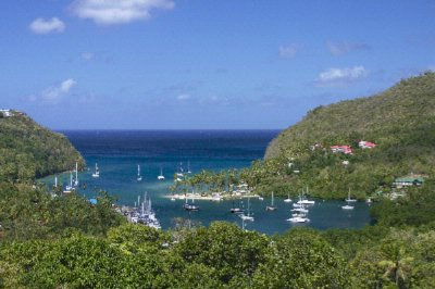 View Of Marigot Bay 5 of 15