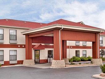 Image of Days Inn Great Lakes in North Chicago