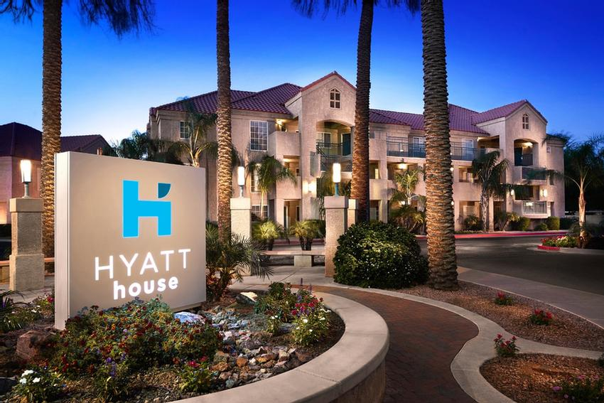 Hyatt House 1 of 8