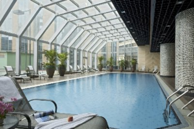 Swissotel Beijing - Swimming Pool 5 of 11