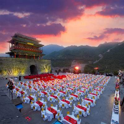 Outside Catering At Great Wall 7 of 11