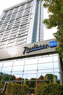 Radisson Blu Hotel Latvija Facade 2 of 20