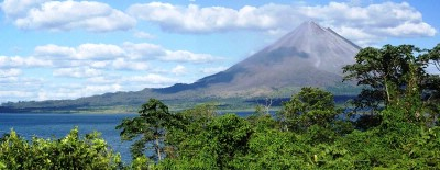 Arenal Lake And Volcano 4 of 16