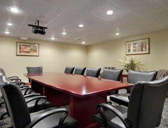 The Executive Meeting Room Was Designed For The Special Business Meetings. 10 of 12