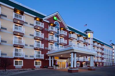 Holiday Inn Express Suites Petoskey 1751 South Us Highway 131 Mi 49770