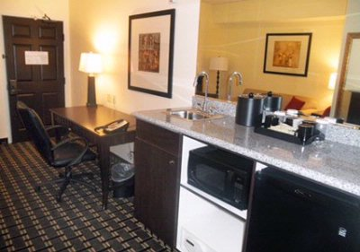 All Suites Equipped With Wet Bar Including Microwave And Refrigerator 10 of 15