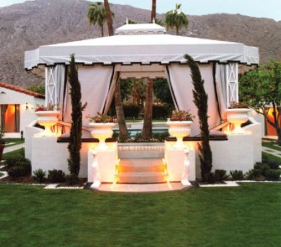 Viceroy Palm Springs Regency Cabana