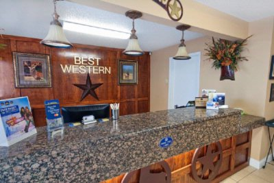 Best Western Brady Inn 1 of 10