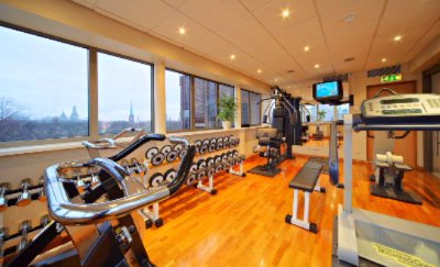 Radisson Blu Hotel Ridzene Fitness 12 of 12