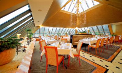 Radisson Blu Hotel Ridzene Restaurant Piramida 5 of 12