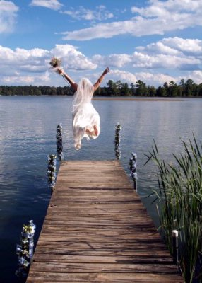 The Perfect Northwoods Wedding Location 12 of 16