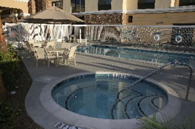 Pool Area W/ Whirlpool 8 of 14
