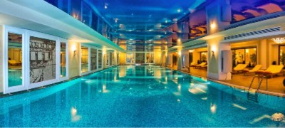 Indoor Pool 2 of 8
