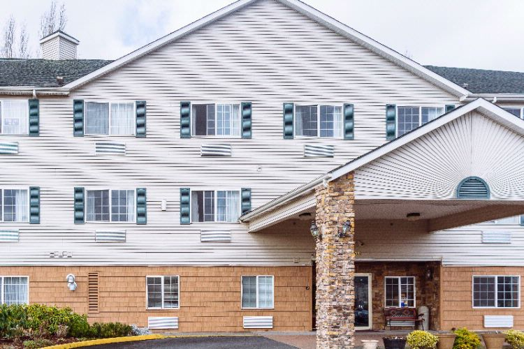Guesthouse Inn Suites Kelso 501 Three Rivers Dr Wa 98626