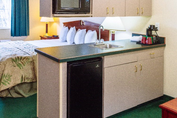 One King Bed Kitchenette Suite 8 of 31