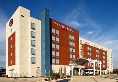 Springhill Suites Intercontinental Airport 1 of 11