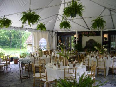 Can Accommodate Up To 150 Guests Under Exquisite Tents! 6 of 10
